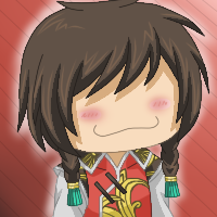 Lu Xun got an idea. by Moonlightalis