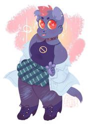 mae outfit redesign