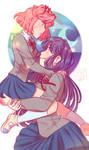 natsuki + yuri