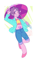 RAINBOW QUARTZ 2.0 by dongoverlord
