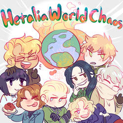 Hetalia World Chaos [ Discord Server ] by dongoverlord