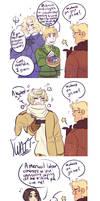 Alfred Birthday Comic
