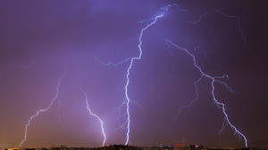 moscow thunder storm