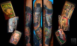 batman tattoo by ABYSS-TAT-2S