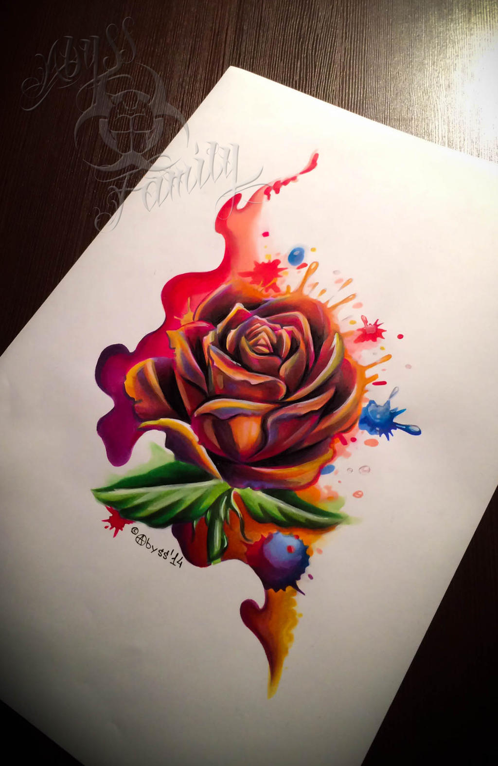 tattoo scetch by ABYSS-TAT-2S