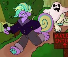 .:Mystic Harvest - 2:. I Ain't Afraid of No Ghosts