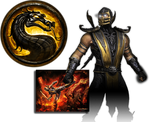 Scorpion Mortal Kombat 9
