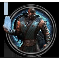 Sub Zero Mortal Kombat 9 by xDarkArchangel