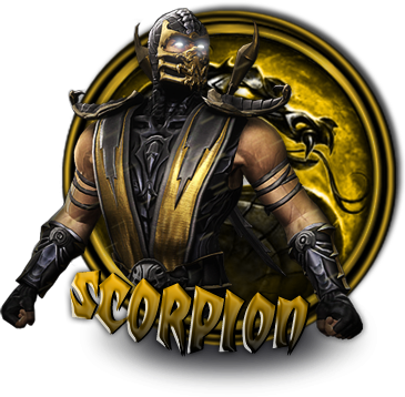 Scorpion by xDarkArchangel