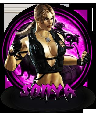 Sonya by xDarkArchangel