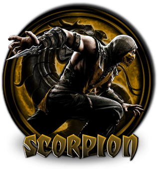 Scorpion MKX by xDarkArchangel