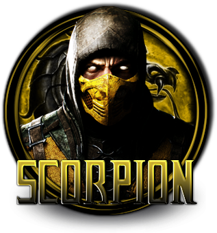 MKX Scorpion by xDarkArchangel