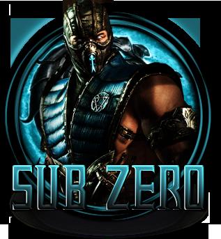 Sub Zero MKX by xDarkArchangel