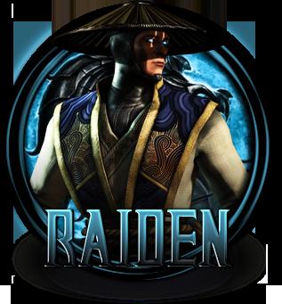 Raiden MKX by xDarkArchangel