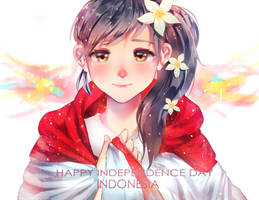 HAPPY INDEPENDENCE DAY ! by ugoid
