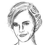 Emma Watson by HeineD