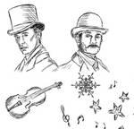 Sherlock by HeineD