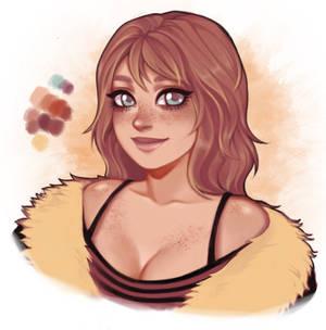 Sophie - Portrait
