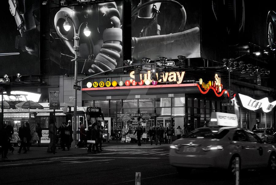Subway by livholland