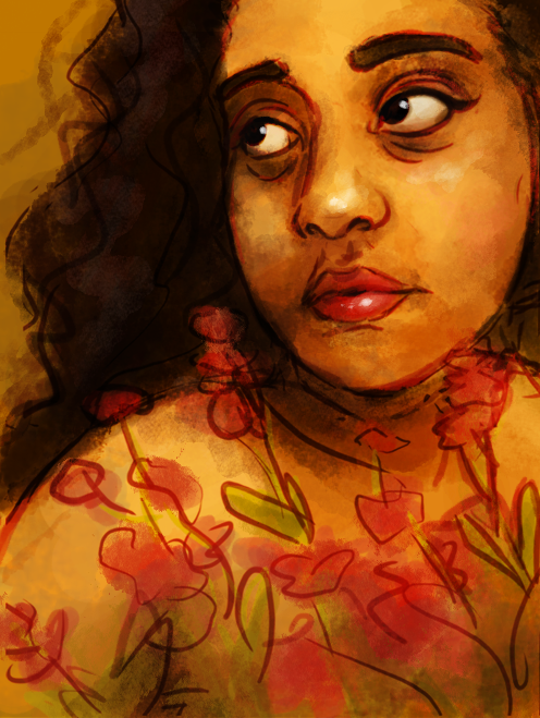 alisha by runningfern