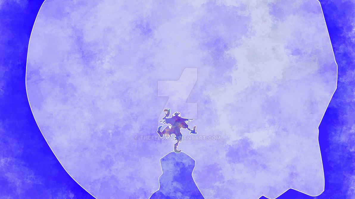 Majora's Mask Wallpaper V.2 by TheFel0x