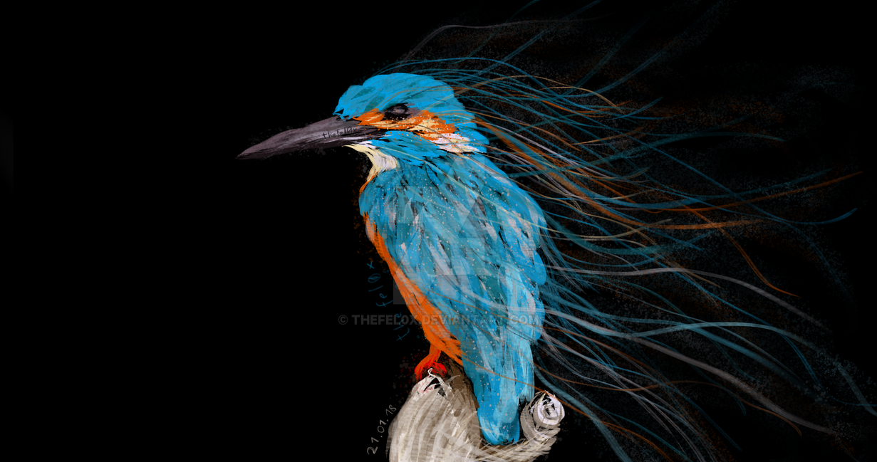 Bird (Practice) by TheFel0x
