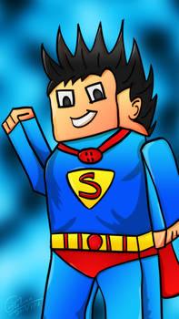 SuperCraft (Mine-craft Super-Man)