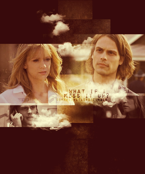 spencer reid and jj. mess it up, jj and reid by mustbekiding spencer l
