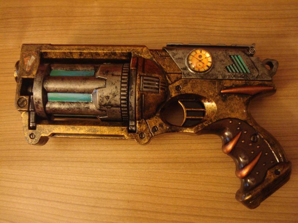 Nerf Gun Mod by michaelmeesters1983