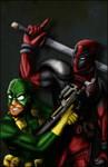 Deadpool and Bob