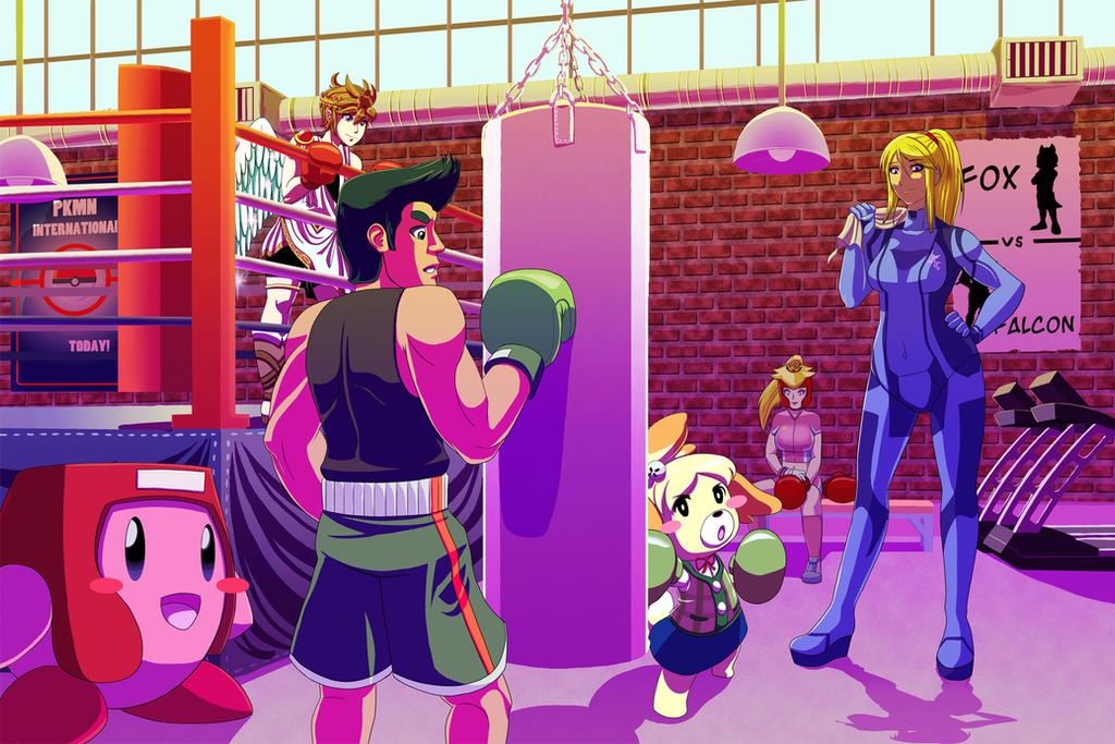Doc's Gym! by Princrim