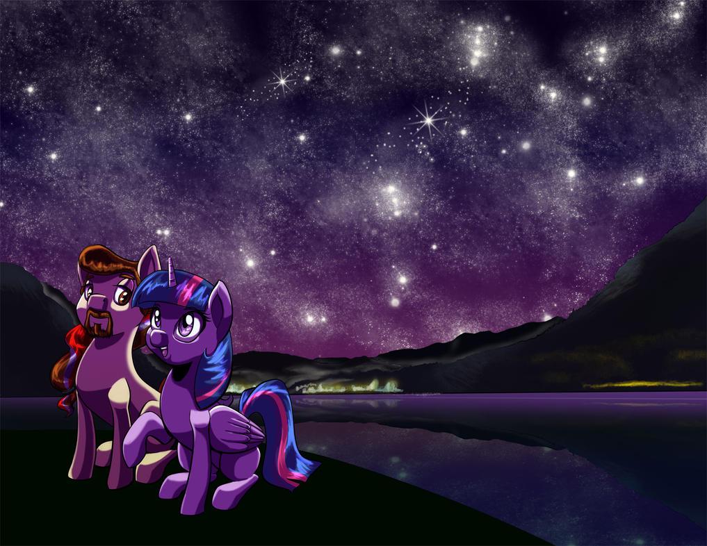 OC+Twilight CMSN by Princrim