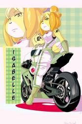 Isabelle-kart by Princrim
