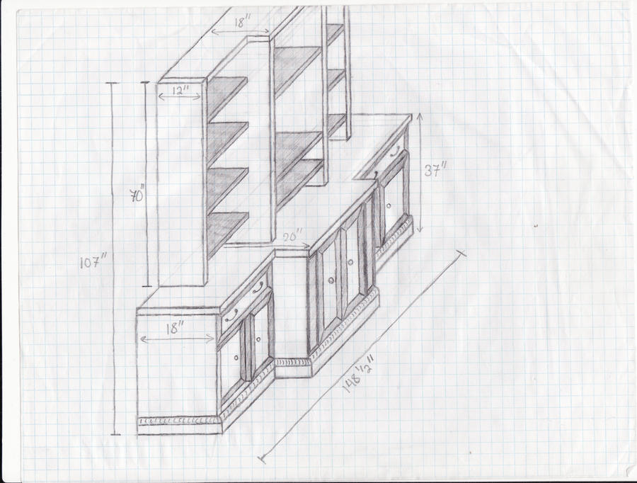 Wall unit original blueprint 2 by salendrez on deviantart wall unit original blueprint 2 by salendrez malvernweather Gallery