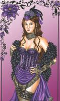 Rosalind Lavender by Foxy-Lady-Jacqueline