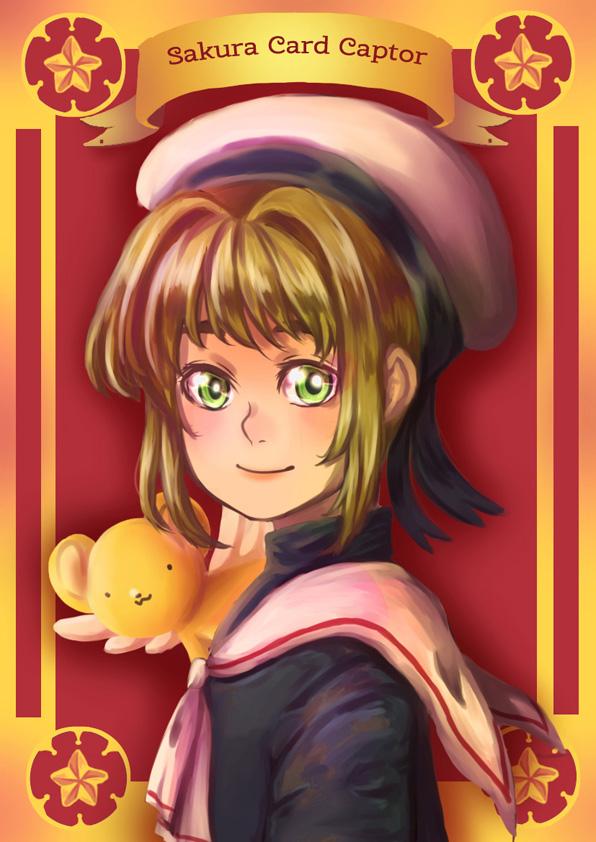 Sakura Card Captor by lamascotadeldemonio