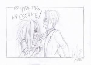 No Hyde-ing, No Escaping