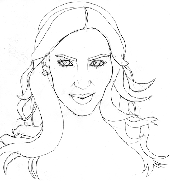 Kim Kardashian Coloring Pages Coloring Coloring Pages