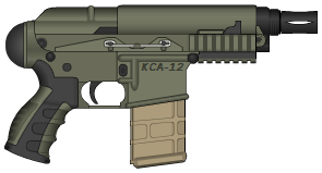 KCA-12 by Kain241