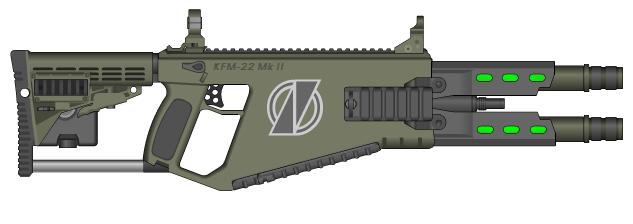 KFM-22 Mk II by Kain241