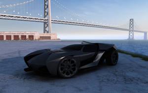 I am............. Batmobile