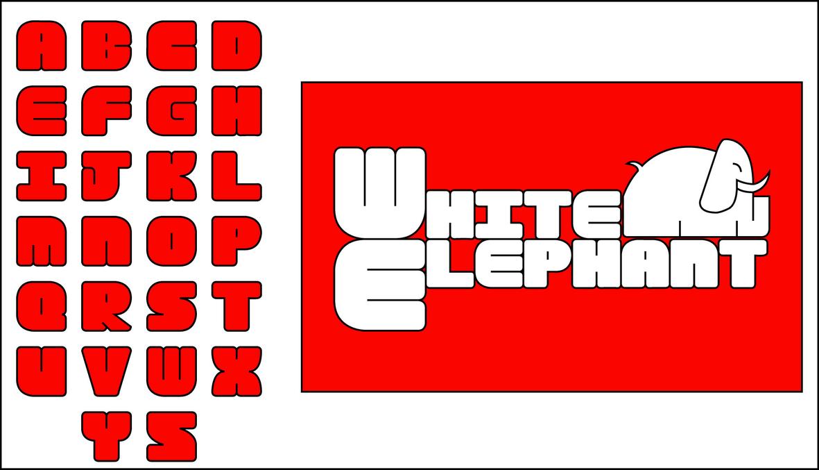 Font and logo design by Ess-Em on deviantART