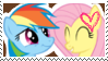 +Flutterdash Stamp+ by Coco-Adoptables