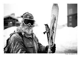 old man winter... by cweeks