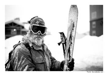 old man winter... by cweeks