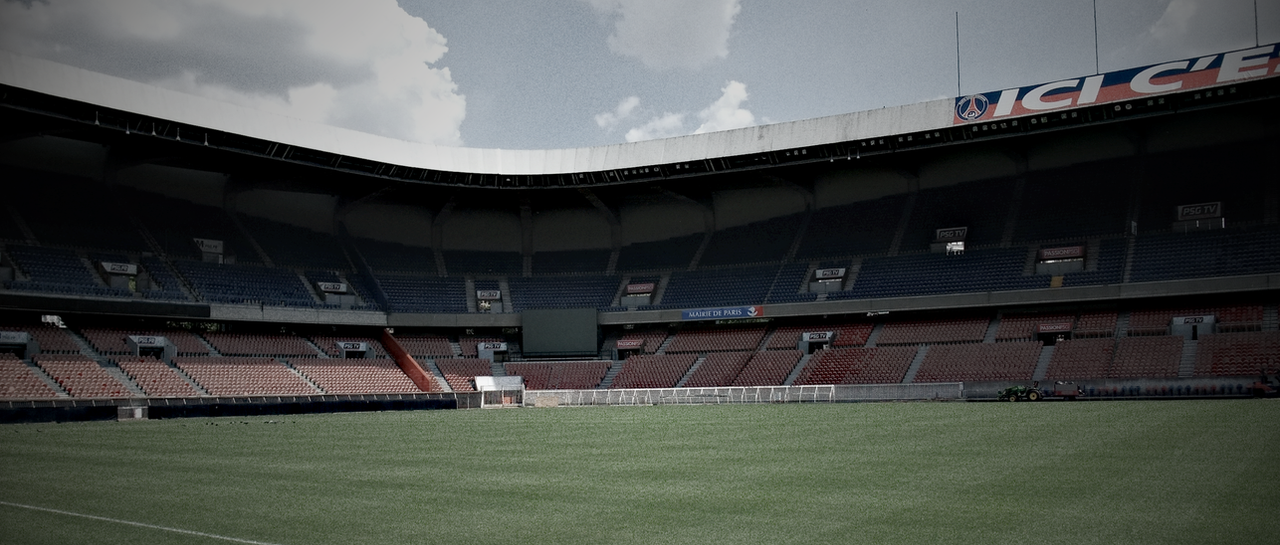 Parc des princes by oreland on deviantart for Porte 0 parc des princes