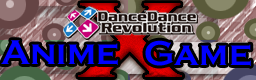 Stepmania - DDR AnimeXGame Banner by starfoxluver