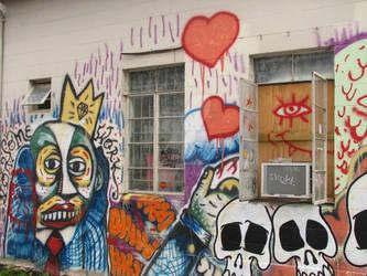 Graffiti found in Austin by riotgrrl500