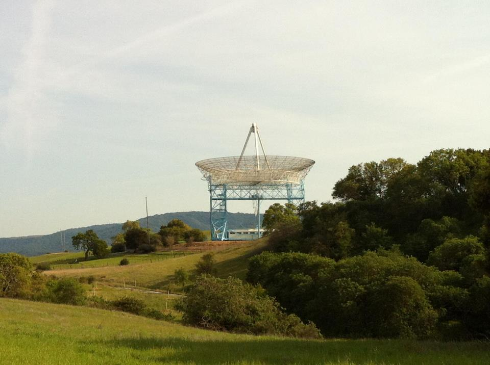 'The Dish' at Stanford University - Palo Alto, CA by Ara-is-not-my-hero