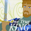 One True King icon by umi-pryde